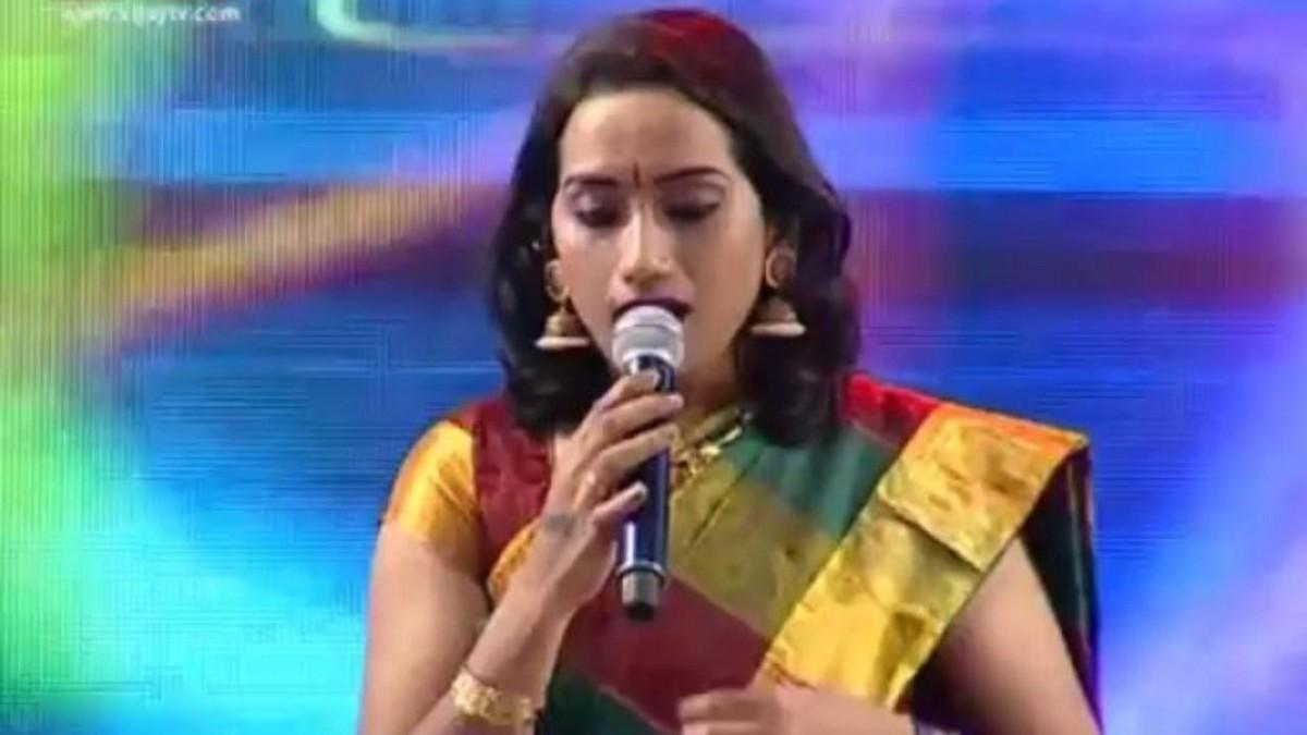 Singer Kalpana Raghavendra