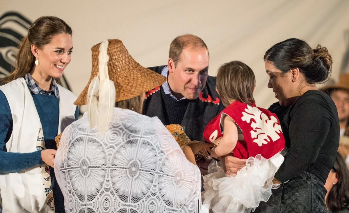 Kate Middleton and Prince William's Canada tour