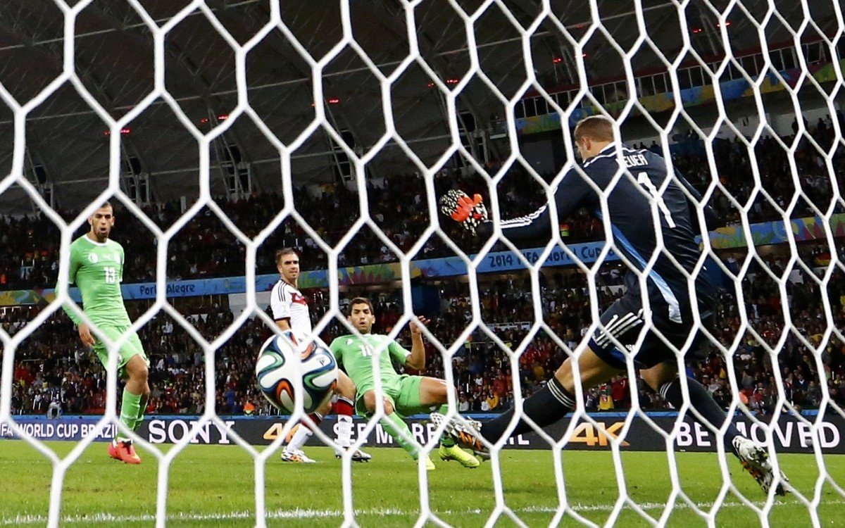 Germany vs Algeria