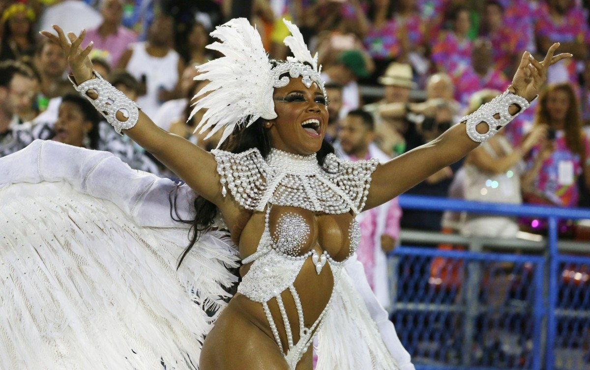 Rio Carnival 2017: Spectacular photos of the most ...