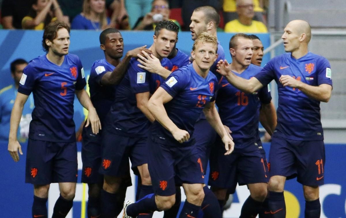 Brazil vs Netherlands