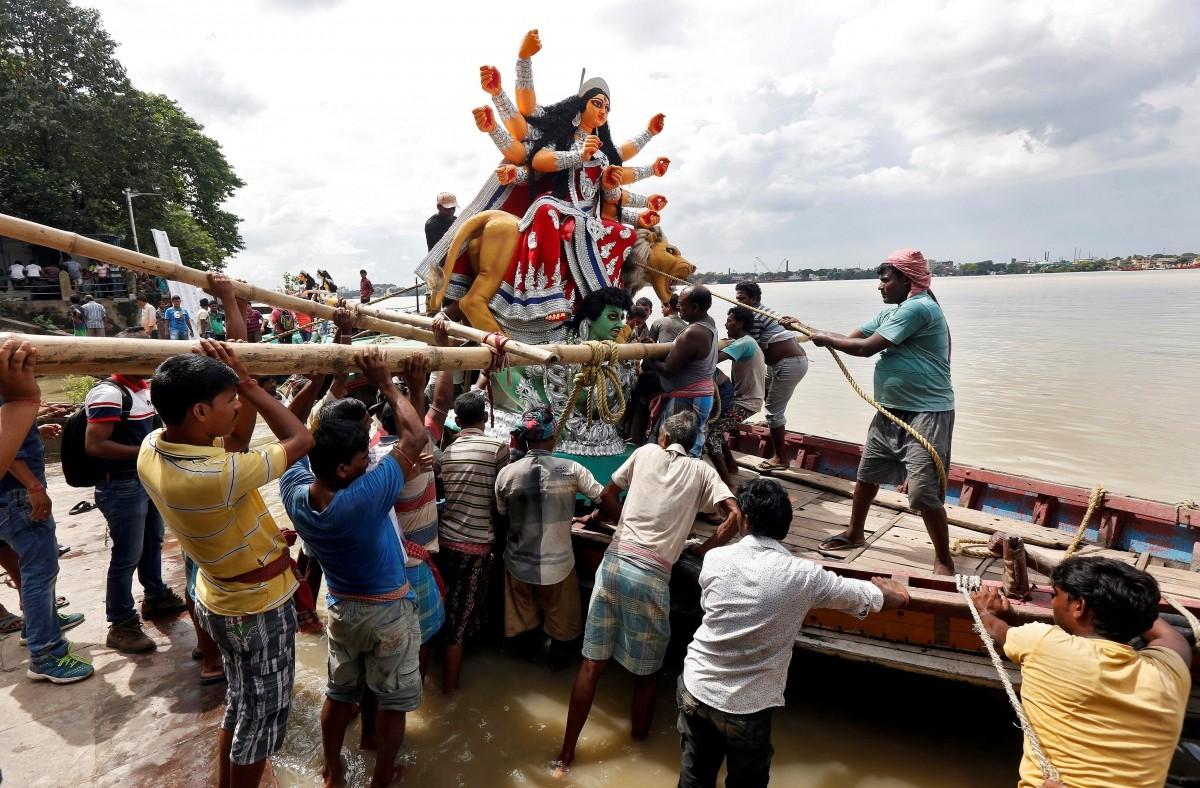 Navratri and Durga Puja