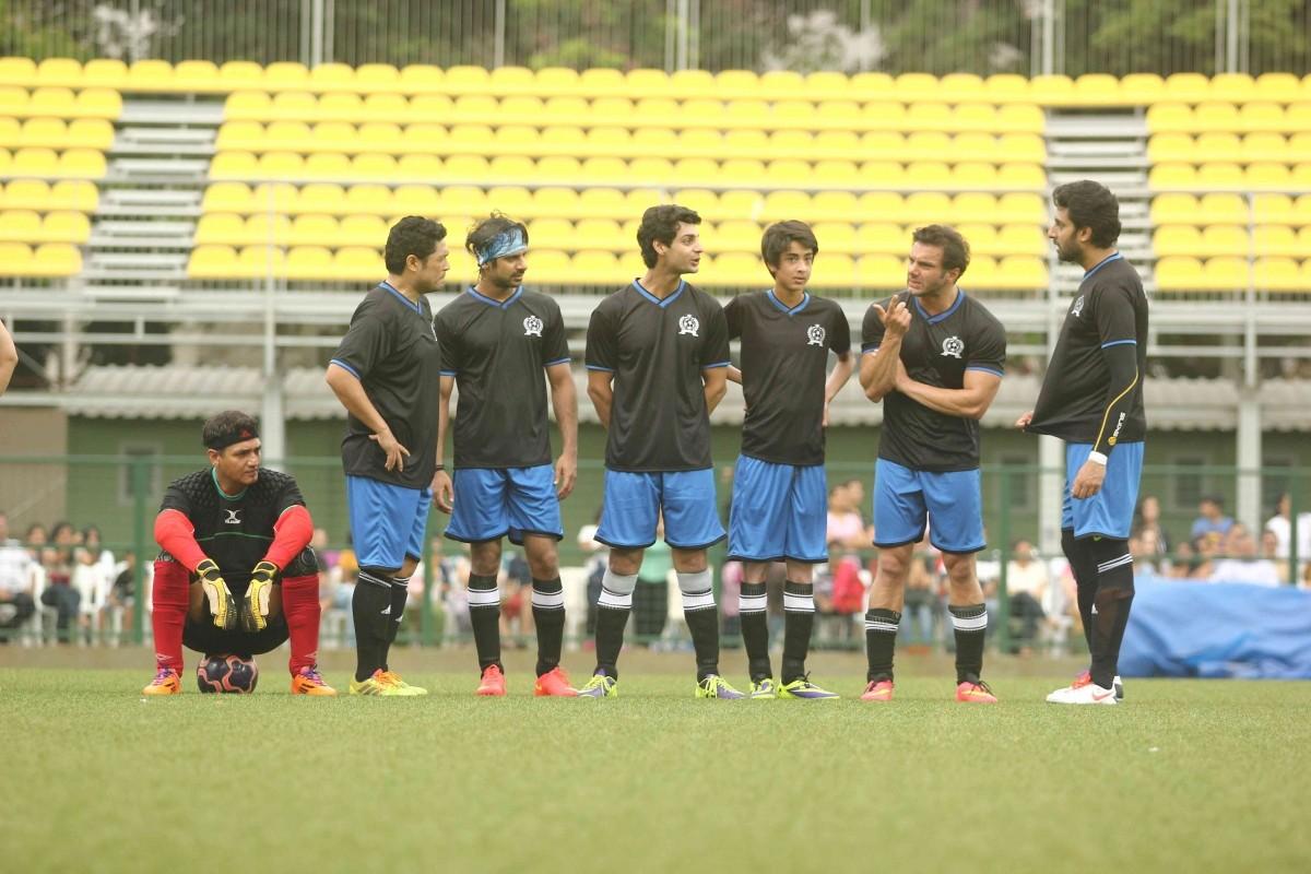 Abhishek Bachchan's team