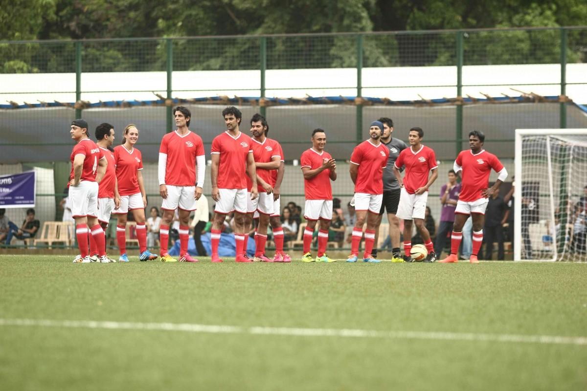 Aamir Khan's Team