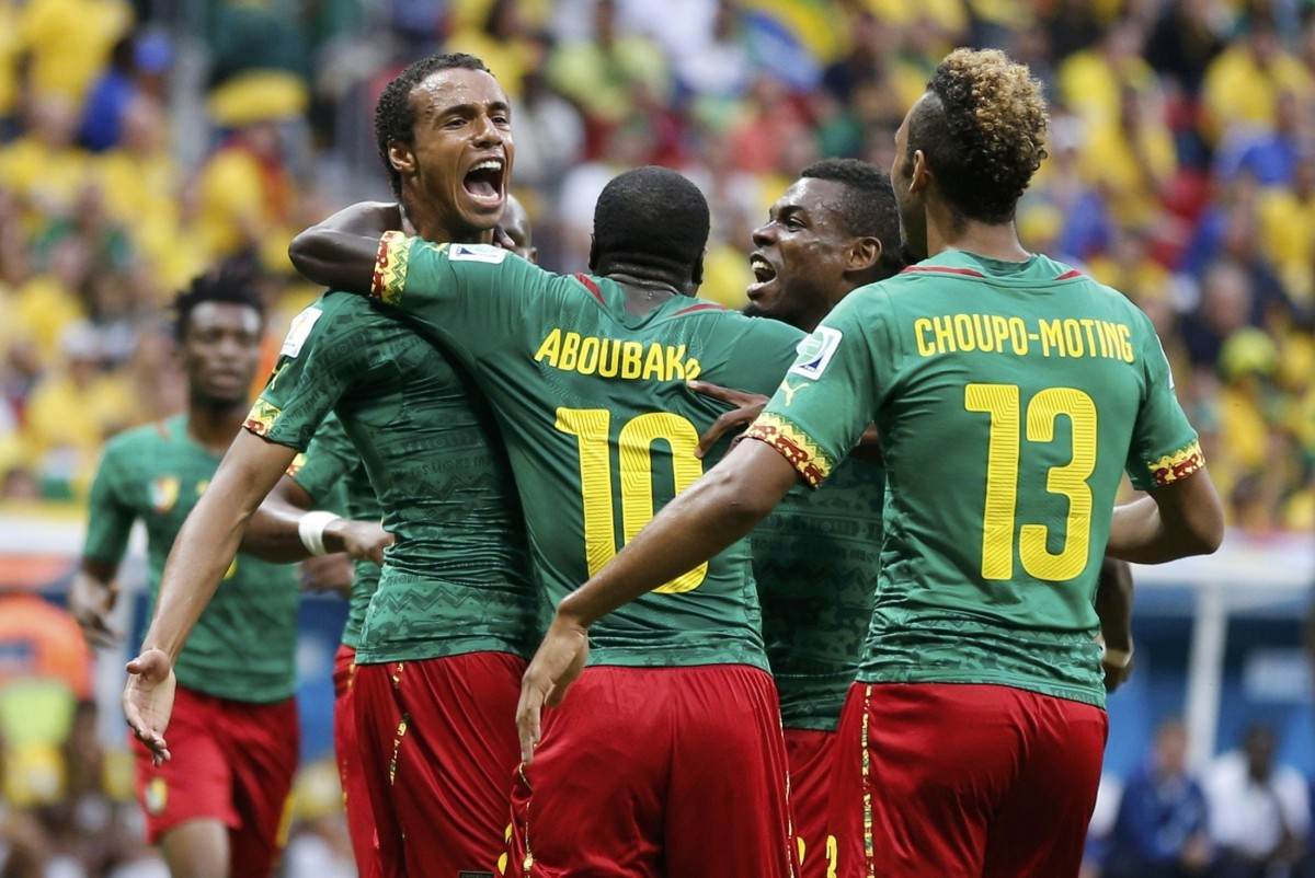 Cameroon v Brazil