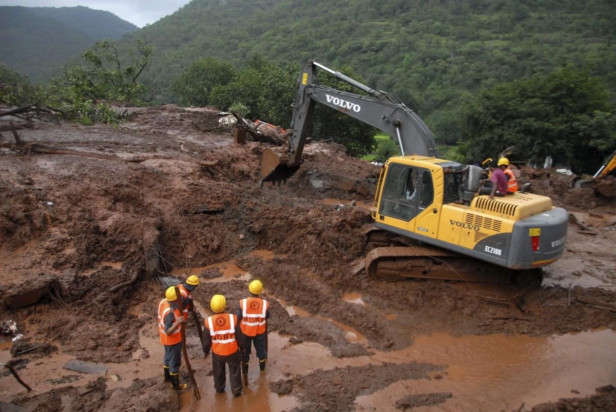 Pune Landslide