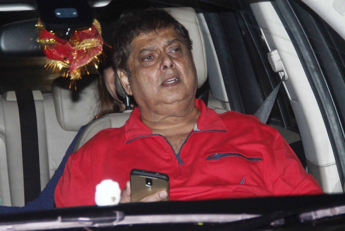 David Dhawan at the