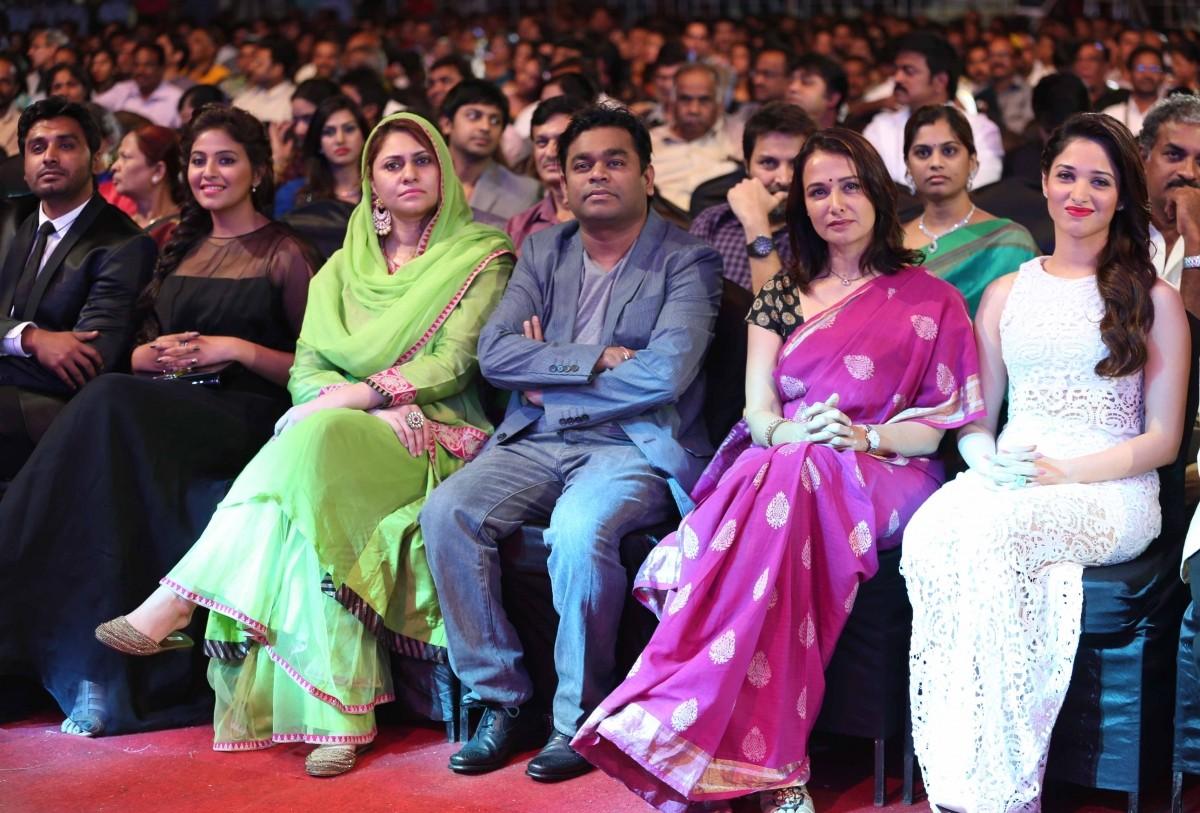 Anjali, AR Rahman, Amala and Tamannaah