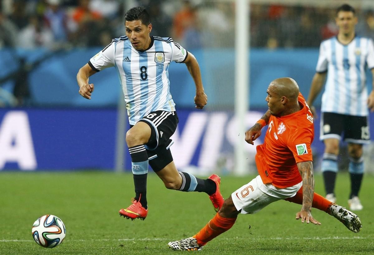 Netherlands vs Argentina