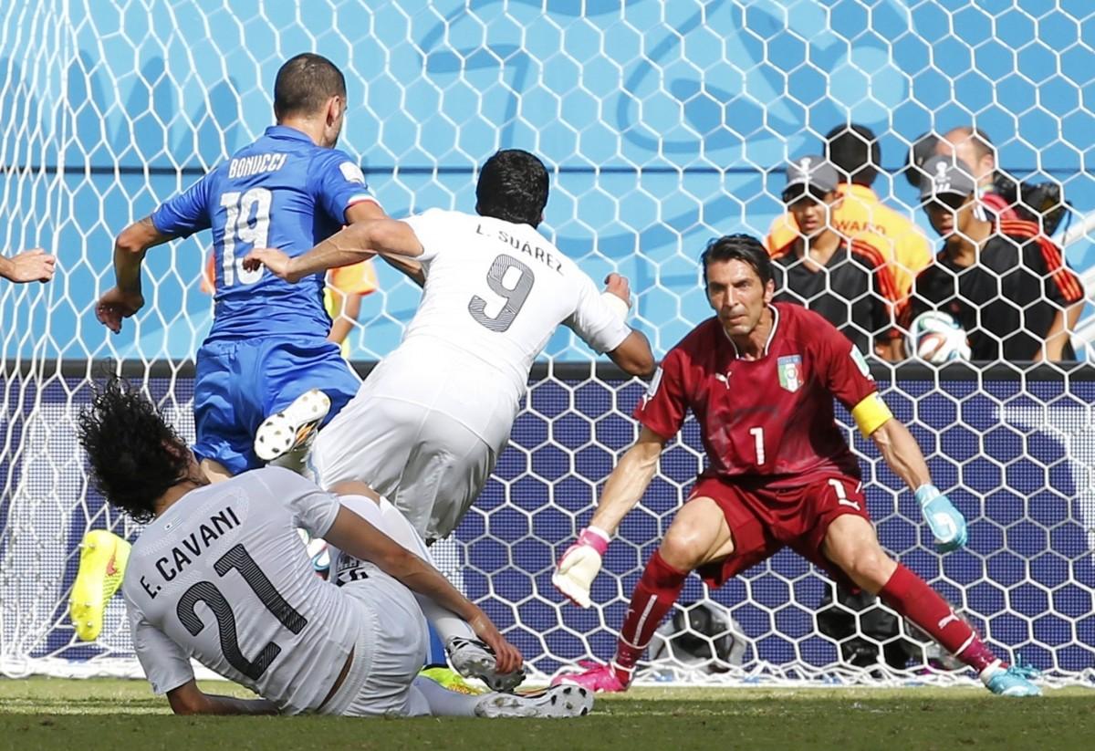 Italy vs Costa Rica