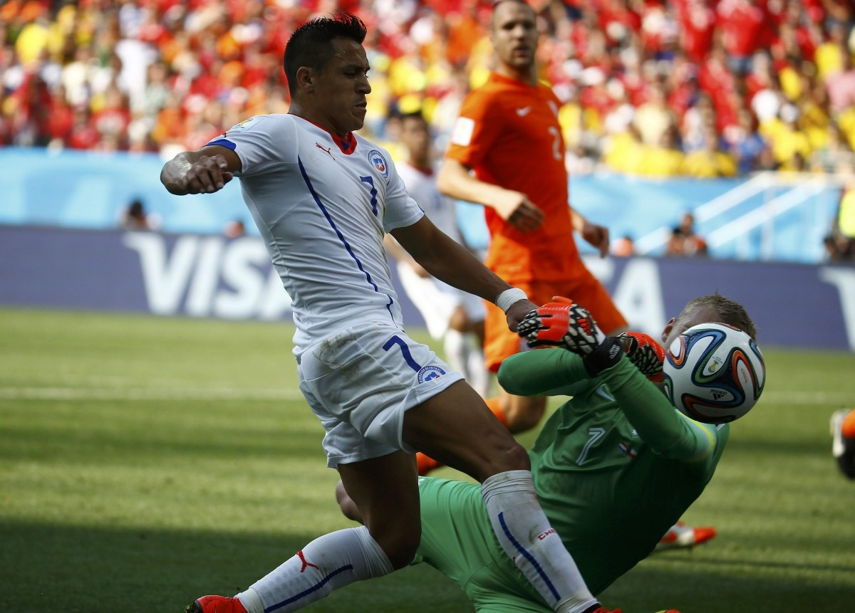 FIFA World Cup 2014 Highlights: Netherlands Top Group B ...