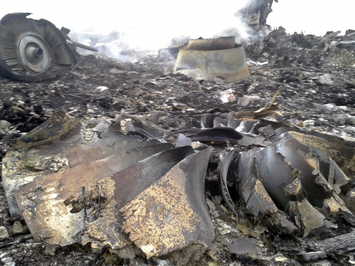 Malaysian Airline MH17 Crash