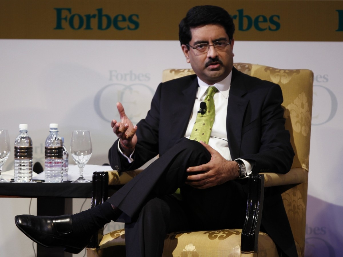 Forbes' list of richest Indians