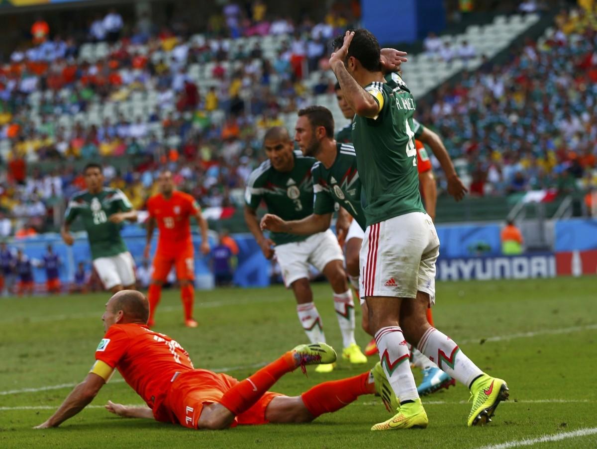 Netherlands vs Mexico