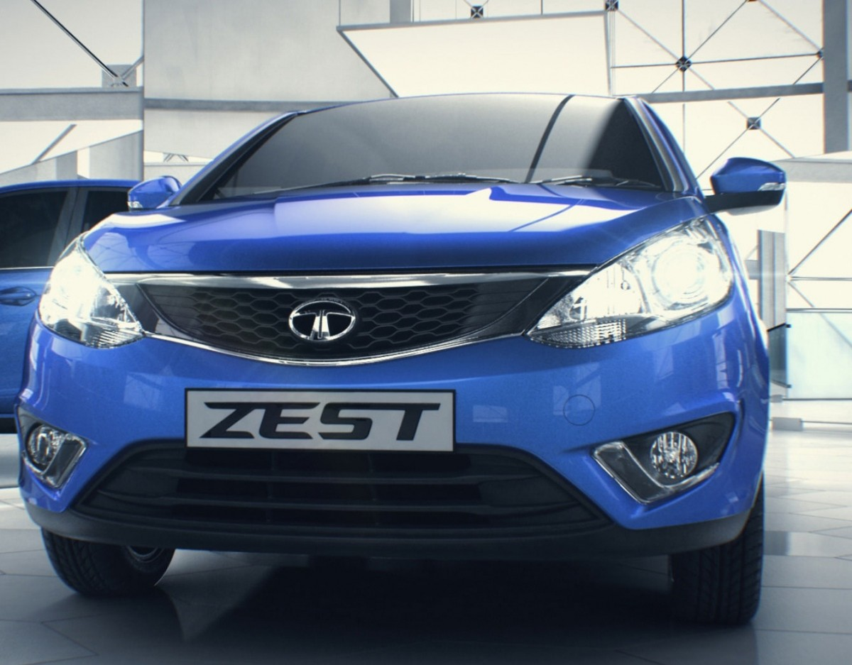 Tata Zest Launched In India at 4.64 Lakhs; Prices, Bookings, Variant Details