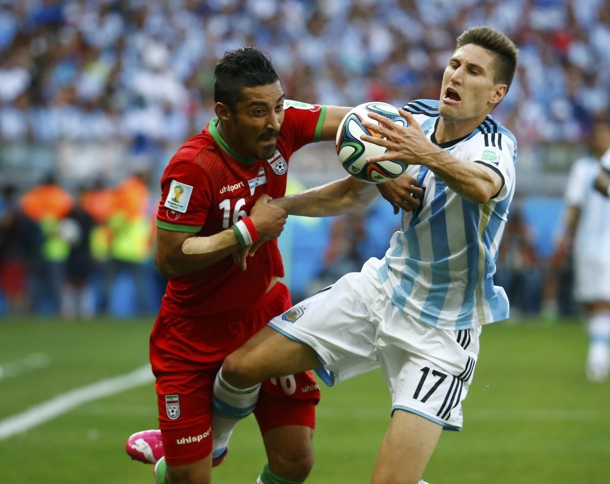 Argentina vs Iran