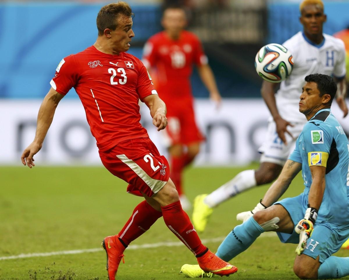 Honduras vs Switzerland