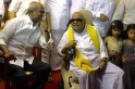 DMK chief Karunanidhi admitted to Kauvery Hospital in Chennai