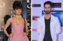 Shahid Kapoor and Kangana Ranaut's cold war threatens future films