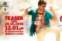 The teaser of Vijay's Bairavaa (Bhairava) released, the video takes fans by a storm