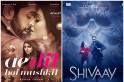 Ae Dil Hai Mushkil, Shivaay 1st day box office collection: Karan Johar's film gets bigger opening than Ajay Devgn's movie