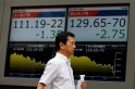 Economy & markets: Asian stocks fall after Wall Street losses; Fed in focus