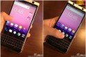 Is this what Blackberry's new phone looks like? The one with THAT keyboard