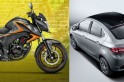 Tata Kite 5, Honda CB Hornet 160R bag CII Design Excellence awards