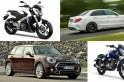 Cars, bikes launching in December: From Bajaj Dominar 400 to Mini Clubman