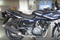 New Bajaj Pulsar 220F spotted in new blue shade; find out updated features and price