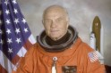 John Glenn, first American to orbit Earth, and also oldest to enter space, dies at 95