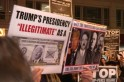 Massive anti-Trump protests in DC as protesters and supporters clash at #DeploraBall ahead of inauguration