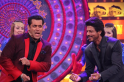Bigg Boss 10 semi-finale: Raees star Shah Rukh and Salman's hilarious antics leave viewers in splits