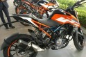 2017 KTM 250 Duke to be launched in India on February 23 instead of new 200 Duke?
