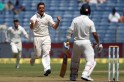 India vs Australia 1st Test, Day 2 score: O'Keefe takes six as India are bowled out for 105