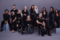 L'Oreal's new campaign: How many of these brand ambassadors can you identify?