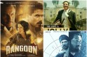 Box office collection: Rangoon fails to halt dream run of Jolly LLB 2, The Ghazi Attack remains strong