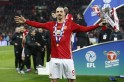EFL Cup final highlights: Watch all the goals as Zlatan Ibrahimovic stars for Manchester United against Southampton