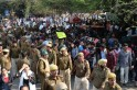 Ramjas ruckus: ABVP holds Tiranga march; Kargil martyr's daughter Gurmehar Kaur faces flak