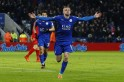 Leicester City vs Liverpool highlights: Watch Jamie Vardy score a brace as Leicester City stun Liverpool 3-1
