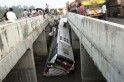 Vijayawada bus accident: Several killed as bus falls into river in Andhra Pradesh [VIDEO]