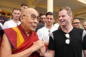 Steve Smith, Nathan Lyon trolled as Aussies meet Dalai Lama in Dharamshala