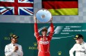 Australian Grand Prix 2017: Sebastian Vettel wins as Lewis Hamilton comes second and Valtteri Bottas in third