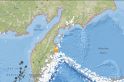 Massive 6.6 magnitude earthquake hits Russia