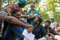 While India remains glued to UP theatrics, hapless farmers from Tamil Nadu hold bizarre protests in New Delhi; anybody watching?