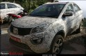 Tata Nexon compact SUV spied testing as launch nears, this time during high-altitude testing