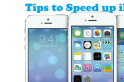 How to speed up an iPhone in 7 easy ways