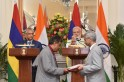 India announces $500 million line of credit to Mauritius