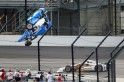 Watch Video: Scott Dixon's horrifying crash in Indy 500 as his car goes airborne, catches fire