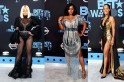 From Red Hot Cardi B to sizzling Amber Rose: 10 best red carpet looks of BET Awards 2017